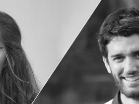 Emmanuelle Huet et Benoît Halgand